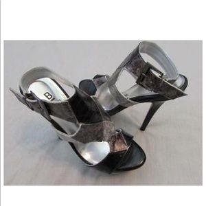 Bakers Platform Wedge Fashion Sandals